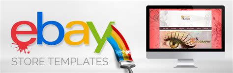 Ebay Store Template With Wonderful Theme Base Designs Ebay Template Ebay Store Templates Ebay Store Templates Free