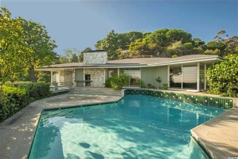 ronald s former pacific palisades los angeles home