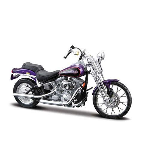 Diecast Motorcycle Harley Davidson maisto 1 18 harley davidson 2001 fxsts diecast motorcycle