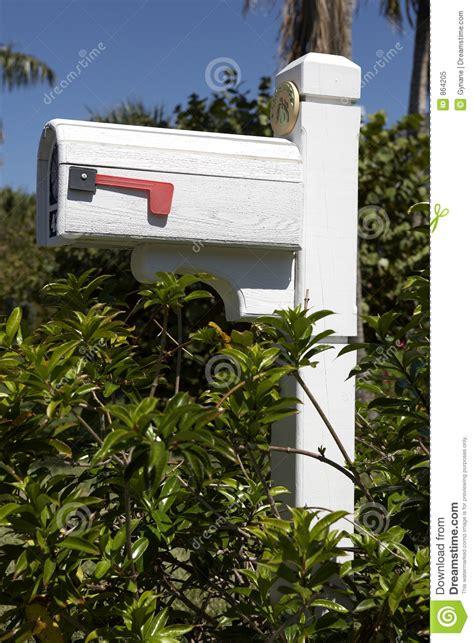 cassetta lettere americana cassetta postale americana immagine stock immagine di