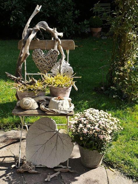 Herbstdeko Gartenzaun by 1000 Ideen Zu Franz 246 Sische St 252 Hle Auf Shabby