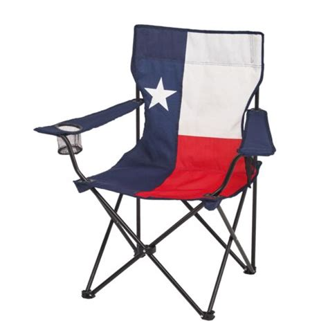 Academy Sports Chairs by Academy Sports Outdoors Logo Flag Folding Arm