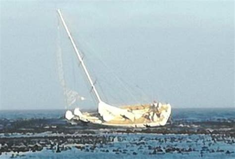 hollywood boulevard yacht salvage clipper round the world race cv30 great britain simon
