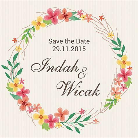 background undangan pernikahan bunga  background check
