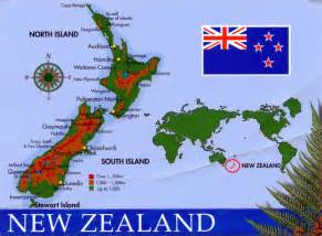 map new zealand map new zealand world images