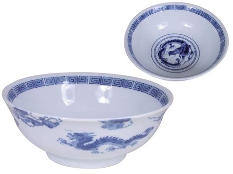 japanese pattern bowl mystical dragon with chinese lattice pattern noodle bowl