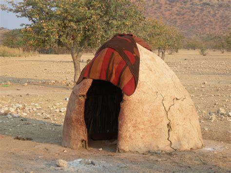 une hutte une hutte en terre