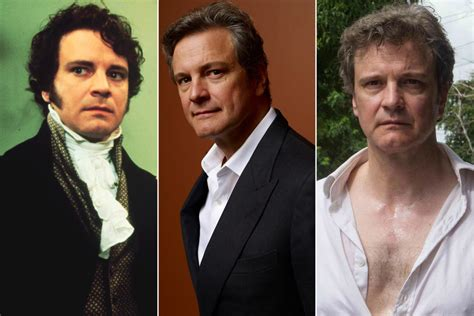 Colin Firth talks Mr.Darcy and his latest 'eye-opening ... Colin Firth Pride