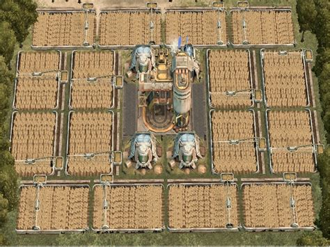 wheat garden layout anno online steam community guide eco production layouts
