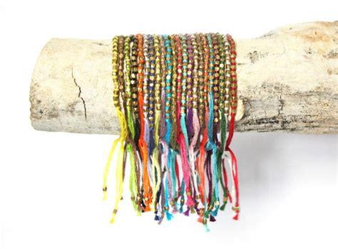 thread and bead bracelets summer splash giveaway thread bracelet take