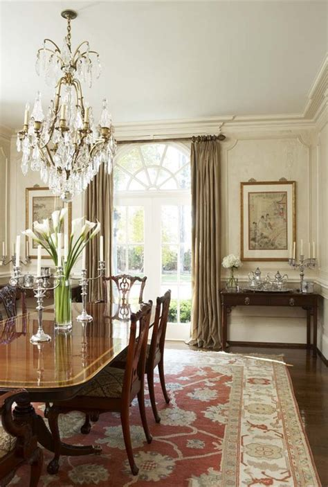 Classic Dining Room Design by Rattlebridge Farm Color Living With And Without It