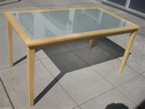 frosted glass table top uhuru furniture collectibles sold ash table with