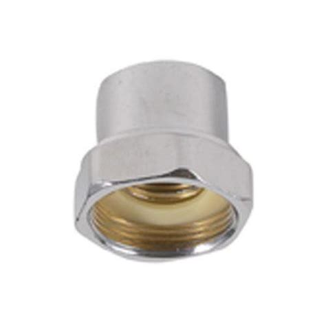 Brass Faucet Adapter by T S Brass B 0413 Swivel To Rigid Spout Adapter Etundra