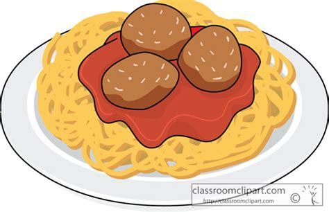 pasta clipart spaghetti cliparts