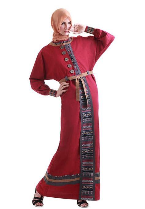 Baju Gamis Talita Dress By Salsabila model batik terbaru 2015 design bild