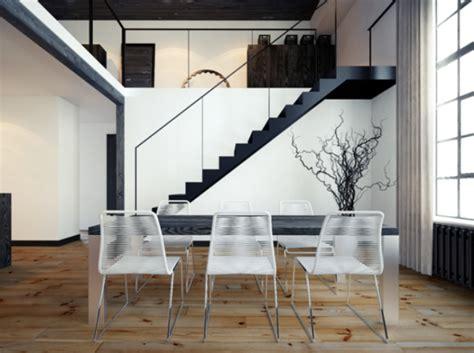 imagenes departamentos minimalistas departamento tipo loft estilo minimalista por oskar firek