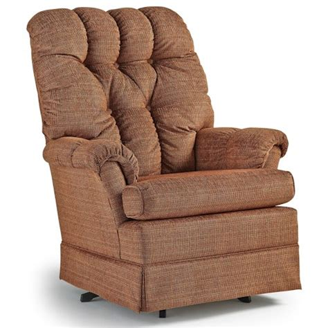 upholstered swivel rocker chairs best home furnishings chairs swivel glide biscay swivel