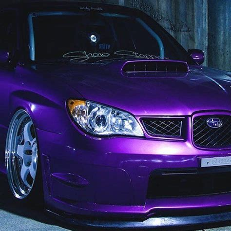 purple subaru purple purple subaru subarulove subarunation