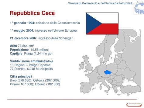 di commercio italo ceca la lombardia incontra l europa dell est repubblica ceca
