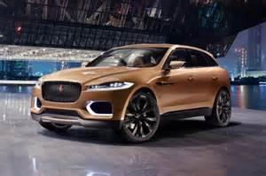 new car releases 2015 2016 jaguar f pace suv review release date price engine