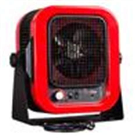 Garage Heaters Lowes by Shop Cadet 4 000 Watt Electric Garage Heater With
