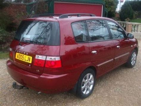 Milton Keynes Kia Kia Carens 2005 In Milton Keynes Friday Ad