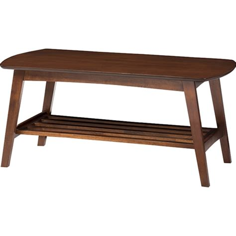 table sacramento sacramento coffee table walnut dcg stores
