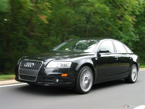 small engine maintenance and repair 2007 audi a6 electronic valve timing 2007 audi a6 big shoes to fill