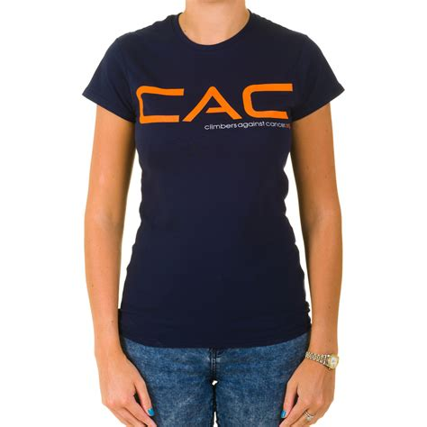Get Siennas Clever Charity Hoodie by S Navy Blue Orange Cac T Shirt Climbers Against Cancer