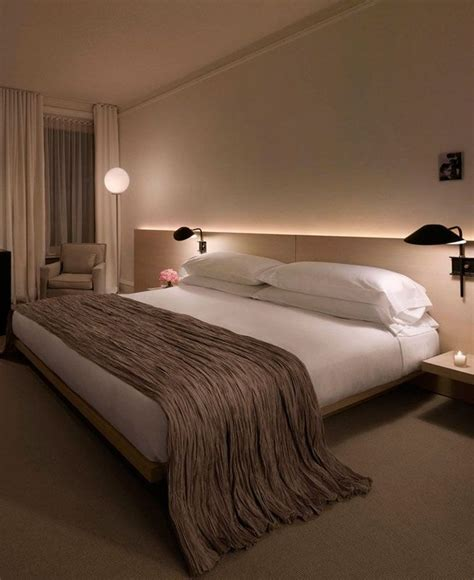 led lights bed headboards yabu pushelberg hotel suits for park hyatt new york