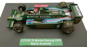 Lotus Martini Lotus 79 Martini Racing Ostorero