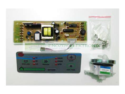 Modul Mesin Cuci Akari jual modul pcb mesin cuci multi universal hz