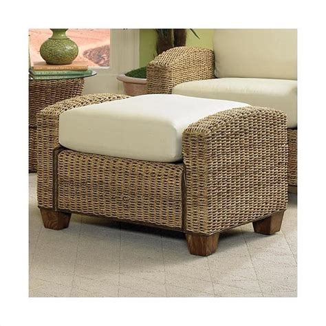 Home Styles Furniture Home Styles Cabana Banana 20 5 Quot H Ottoman Honey Oak
