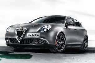 Giulietta Alfa Romeo 2014 Voici Les Alfa Romeo Giulietta Et Mito Qv 2014