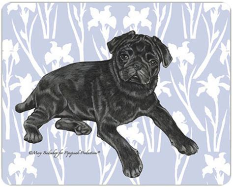 pug board pug cutting board tempered glass black ebay