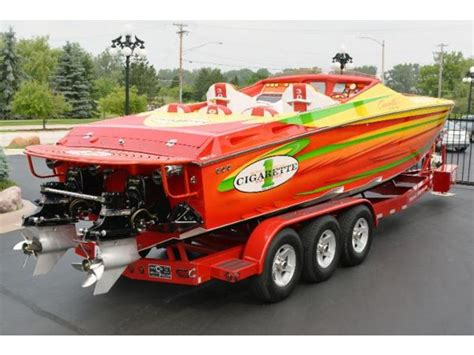 cigarette boats for sale new york 2006 cigarette vice powerboat for sale in new york