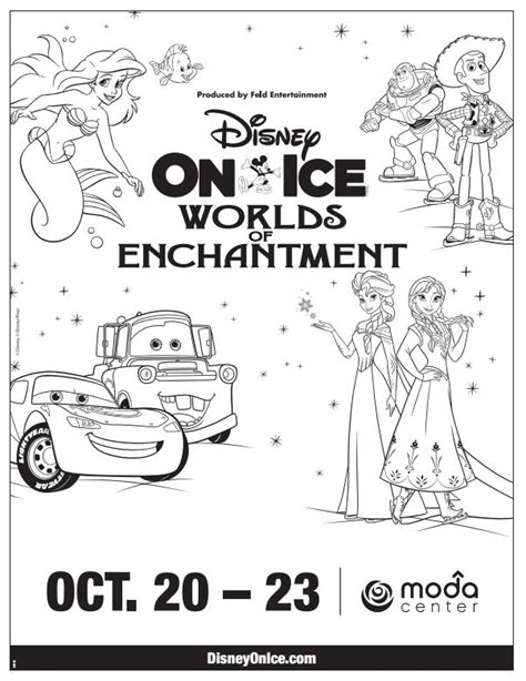 coloring pages disney on ice 17 best images about printables on pinterest mickey