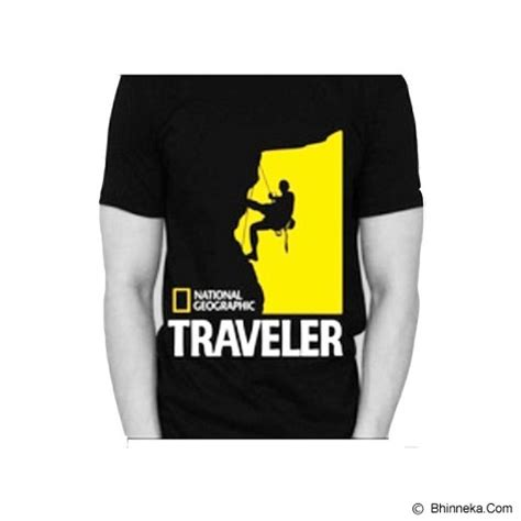 Tshirt Traveler Murah 1 jual jersiclothing t shirt national geographic traveler