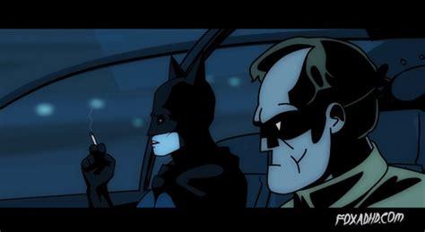 Kaos Batman Nama Glow In The Ar animated shows unlikely actors cast as batman designtaxi