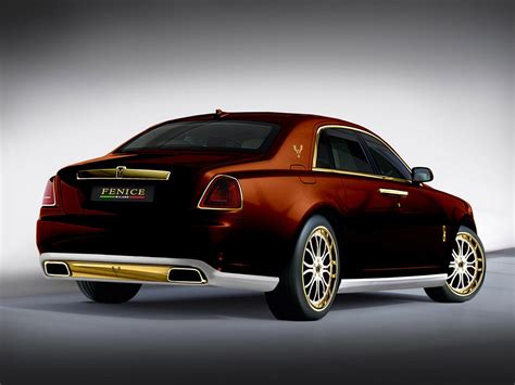 roll royce fenice mad 4 wheels 2010 fenice milano diva based on rolls
