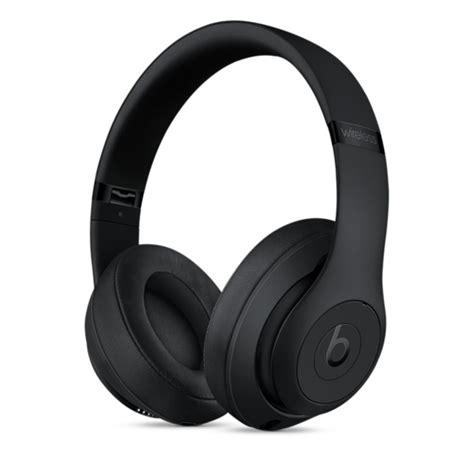 beats studio wireless ear headphone matte black beats studio3 wireless ear headphones matte black