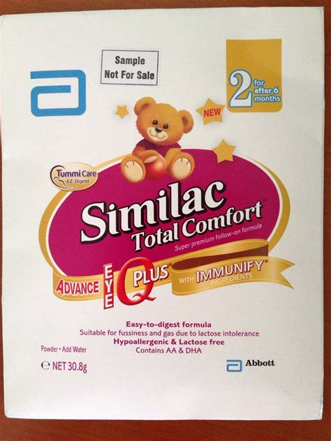 similac total comfort stage 1 wtg similac total comfort stage 2 milk powder