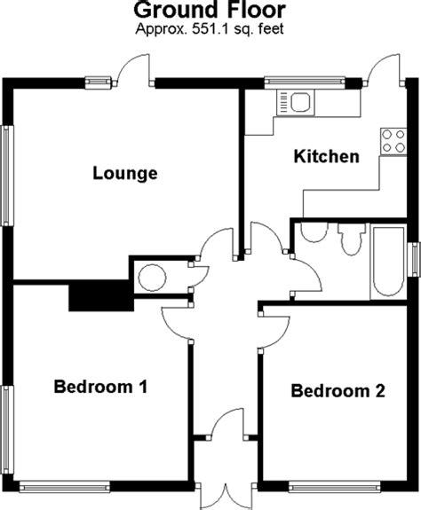 floor plan 2 bedroom bungalow 3 bedroom bunglow floor palns studio design gallery