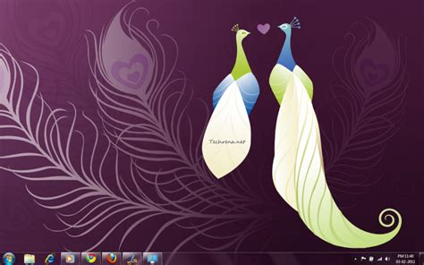 love themes for pc windows 7 download valentine s themes for windows 7 techrena