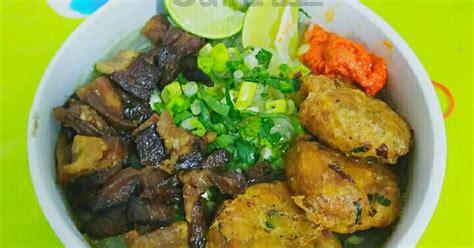 resep soto padang enak  sederhana cookpad