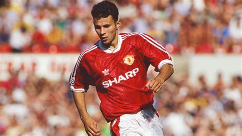 Miniatur Giggs Manchester United Soccerwe manchester united and giggs parted company after 29 years football news sky sports