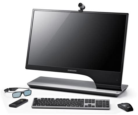 Cpu Komputer Samsung samsung debuts the series 9 3d all in one pc techpowerup forums