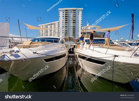 miami boat show information miami beach fl usa february 13 2015 the popular miami