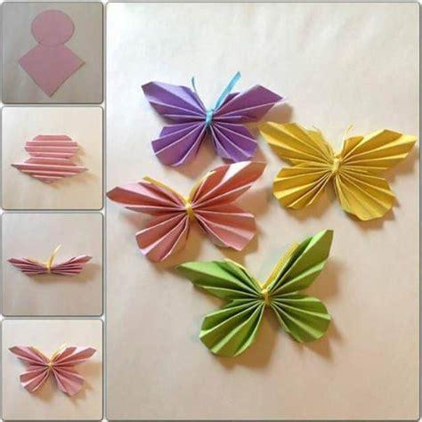 cara membuat bunga dari kertas untuk anak sd 25 ide terbaik kerajinan tangan anak di pinterest