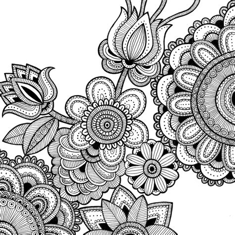 intricate coloring pages rawesome co